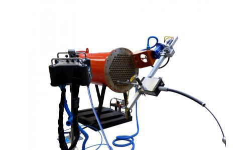 Waterblast Equipment for Industrial Cleaning